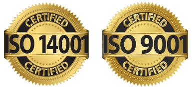 ISO certified cleaners